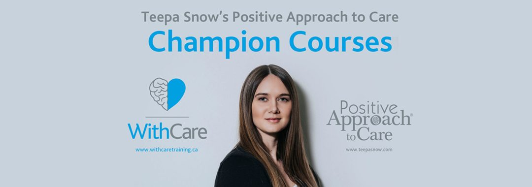Dementia Care Champion Courses